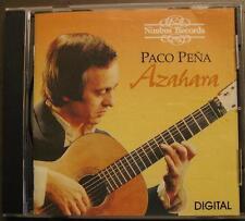 """PACO PENA """"AZAHARA"""" - CD"""