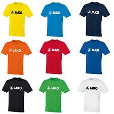 JAKO T-Shirt Promo in 11 Farben S M L XL XXL 3XL 4XL Trainingsshirt 6163 NEU