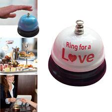 Hotel Counter Desk Bell Ring Reception Restaurant Kitchen Bar Service Call UK