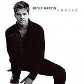 Vuelve Ricky Martin Audio CD