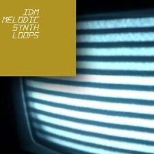 IDM Melodic synth Boucles ambiante (24-Bit WAV) Cubase Logic Pro Ableton FL Studio