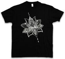 Tattoo Flower t-shirt Plant tipo tatuador Studio Artist plants flor flores