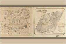 Poster, Many Sizes; St Elizabeths Insane Assylum Washington Dc 1860