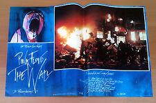 THE WALL fotobusta poster lobby card Pink Floyd Alan Parker Bob Geldof C1