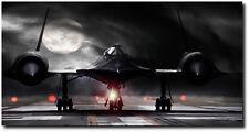 Night Moves by Peter Chilelli - Lockheed SR-71 Blackbird - Aviation Art Print