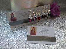 10-50 Engel Sternen Karte Vers Gastgeschenk Hochzeit Taufe Kommunion Weihnachten