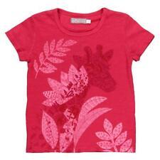 Boboli Niñas Camiseta Jirafa cherry Talla 92 - 164