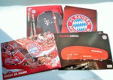 Panini FC Bayern München 2015 Logo- Arena- Fan- Trikot Cards auswählen-to choose
