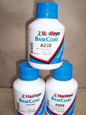 Max meyer pâte à teinter A580 bouteille de 1 litres base d'eau peinture faite par ppg