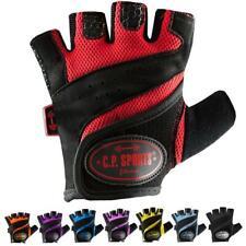 CP Sports Lady-Fitness-Handschuh Profi-Grip F9-3 bunt Gelb Lila Orange Pink