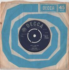 "Eden Kane - Well I Ask You 7"" Single 1961"