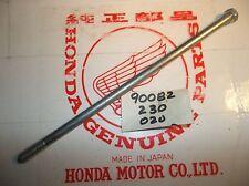 NOS Honda CL125 SS125A CL SS 125 Cam Cover Bolt 7 x 77mm 90082-230-020