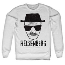 Felpa Breaking Bad - Heisenberg Sketch Sweatshirt maglia Uomo by Hybris