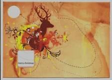 CARLOS QUITERIO 'Dear Deer' Christmas / Holiday Cards MoCA LA Box of 10 **NEW**