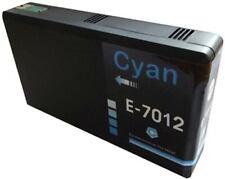 Compatibile Ciano (non-Cartuccia di inchiostro Epson) per sostituire T7012 PIRAMIDE inchiostro