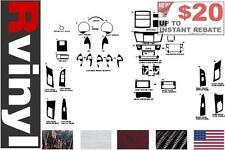 Rdash Dash Kit for Toyota Highlander 2008-2013 Auto Interior Decal Trim