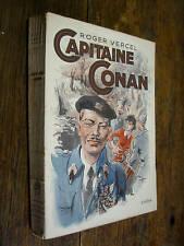 CAPITAINE CONAN PAR ROGER VERCEL / HOFER
