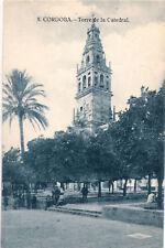 Postcard Spain Cordoba Mezquita-Cathedral 1907-15