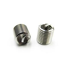 FINE THREAD Helicoil Thread Insert 304 Stainless Steel Thread Repair Wire Insert