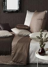 Curt Bauer Ferrara 2452 Mako-Brokat-Damast Bettwäsche aktuelle Farben 135x200 cm