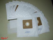 20 Staubbeutel+Filter geeignet für Progress Stuttgart PC2361, PC3716 usw.,(4001)