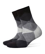 Burlington Damen Socken Bonnie, Kurzstrumpf, Onesize, 36-41, Argylemuster, Raute