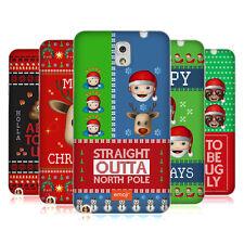 OFFICIAL EMOJI UGLY CHRISTMAS SOFT GEL CASE FOR SAMSUNG PHONES 2