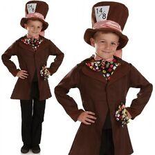 Niños Little Sombrero Disfraz niño día del libro Ropa FS