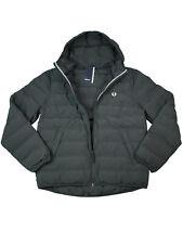 Fred Perry Jacke J2514 Insulated Hooded Brentham Jacket Steppjacke Herren  7446