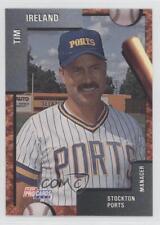 1992 Fleer ProCards Minor League #51 Tim Ireland Stockton Ports Baseball Card