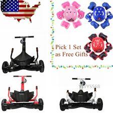 "Go Kart HoverKart Hover Kart For Two Wheel Balance Electric Scooter 6.5-10"" Us"