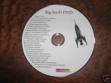 Huge Classic Sci fi audiobooks Mp3 DVD 25 Titles