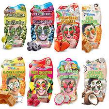 10x '7th Heaven' Montagne Jeunesse Pamper Gift Set - Choose 10x Face Masks