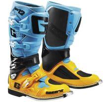 Gaerne Limited Edition SG-12 Offroad Boots - 2174-065 - Powder Blue/Orange