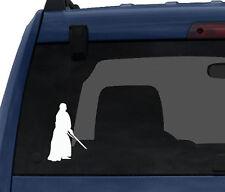 Ninja Samurai #15 - Assassin Katana Duel Sneak Swing  - Car Tablet Vinyl Decal