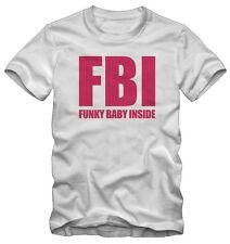 T-shirt /Maglietta Funky baby inside  Kraz Shop
