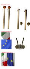 Kit bandiera per interno Italia e Europa