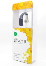Original Motorola ELITE Sliver II 2 Wireless Bluetooth Headset HZ770