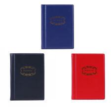 120 Pièces Collection De Stockage Album Mini Penny Poches D'argent Album Book
