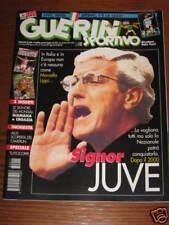 GUERIN SPORTIVO 1998/11 JUVE DINAMO KIEV INTER SCHALKE