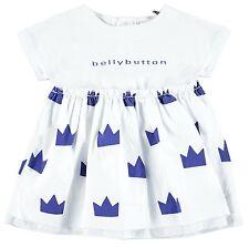 """Bellybutton® Baby Mädchen T-Shirt-Kleid """"PRINCESS"""" 62 68 74 80 86 2016 NEU!"""