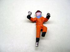 Climbing Repairman Figure for American Flyer Towers -- Orange Suit