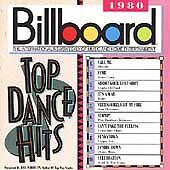 Billboard Top Dance Hits 1980 CD Sealed OOP Rhino