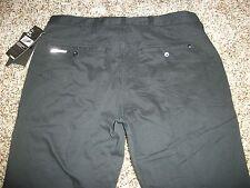 HURLEY New NWT Mens  Dri - Fit Pants Casual Chino Black 32 34 38 40