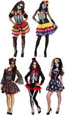 Day of the Dead Día de los Muertos Horror Halloween Karneval Fasching Kostüm