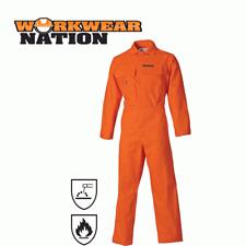Dickies Proban Mono, ignífugo, traje color caldera, Naranja fr4869
