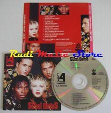 CD TWENTY 4 SEVEN Street moves 1990 FIVE RECORD ITALY NO lp mc dvd vhs (CS2)