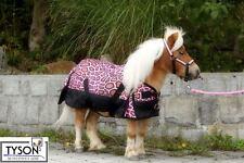 Regendecke Pink Gira Minishetty Mini Shetty Falabella 65 70 75 80 85 90 95 100