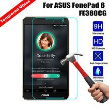Real 9H Tempered Glass Screen Protector Film For ASUS Memo Fonepad Zenpad Tablet