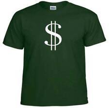 DOLLAR SIGN Money Numbers Fun Trendy T-Shirt